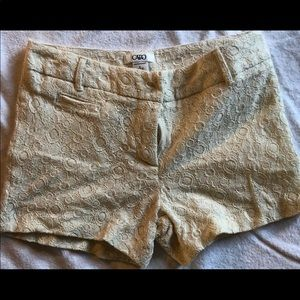 NWOT Cato Shorts
